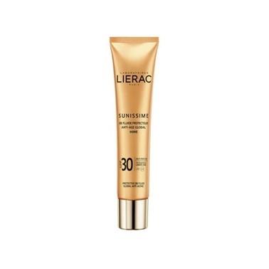 Lierac  Sunissime Protective BB Fluid SPF30 Golden 40ml Renksiz